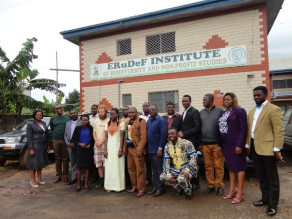ERuDeF Institute Induces Creation of Cameroon Mountains Conservation Network
